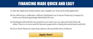 Financing Options Image - SmartWrap® Vehicle Wraps