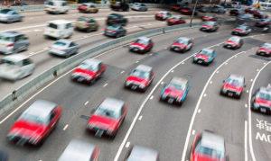 Cars on Highway - SmartWrap Vehicle Wraps