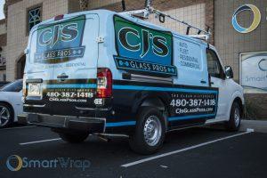 CJsGlassPros - SmartWrap® Vehicle Wraps