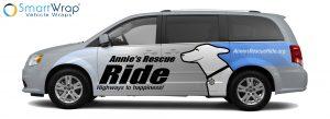 Annie's Rescue Wrap - SmartWrap Vehicle Wraps