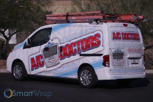A/C Doctors - SmartWrap® Vehicle Wraps