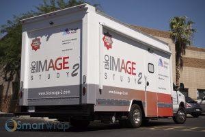 Bio Image Wrap - SmartWrap® Vehicle Wraps