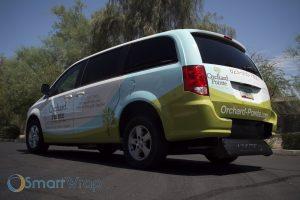 Orchard Pointe Wrap - SmartWrap® Vehicle Wraps